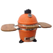 12 Inch Kettle Ceramic Kamado Grill
