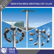 OEM high mast solar street light