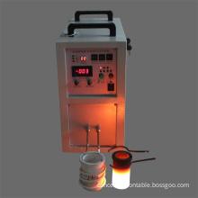 Small Melting Furnace for Gold Sliver Cooper