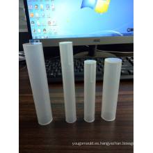 Molde de tubo de inyección Sizeplastic diferente