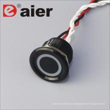 22mm kurzzeitiger Metall-Piezo-Schalter