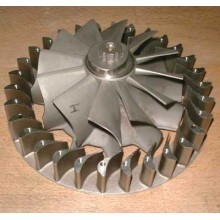 4140 steel precision turbine blade for aerospace