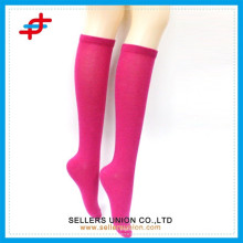 Hot japanese style sexy gilr stocking,pink dresses tube stocking,knee high sock