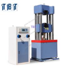Máquina de prueba universal 3000kN caliente en máquina de prueba concreta controlada de la fuerza de compresión de la venta