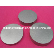High Purity Polished Molybdenum Round Circles