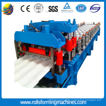 Villa Glazed Tile Roll Forming Machine