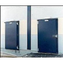 Ручная раздвижная дверь с холодной дверью