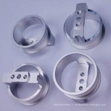 Composants industriels du boîtier en aluminium