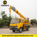 FOTON 4x4 2 tons full drive 110hp crane truck for sale