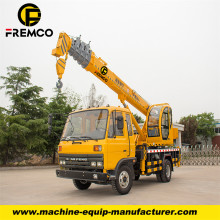 Dongfeng Hydraulic Truck Crane with Best Price