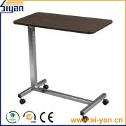 Pvc faced hospital table top