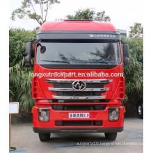 Hongyan Heavy Tractor Trucks, 480 HP 6X4 Tractor