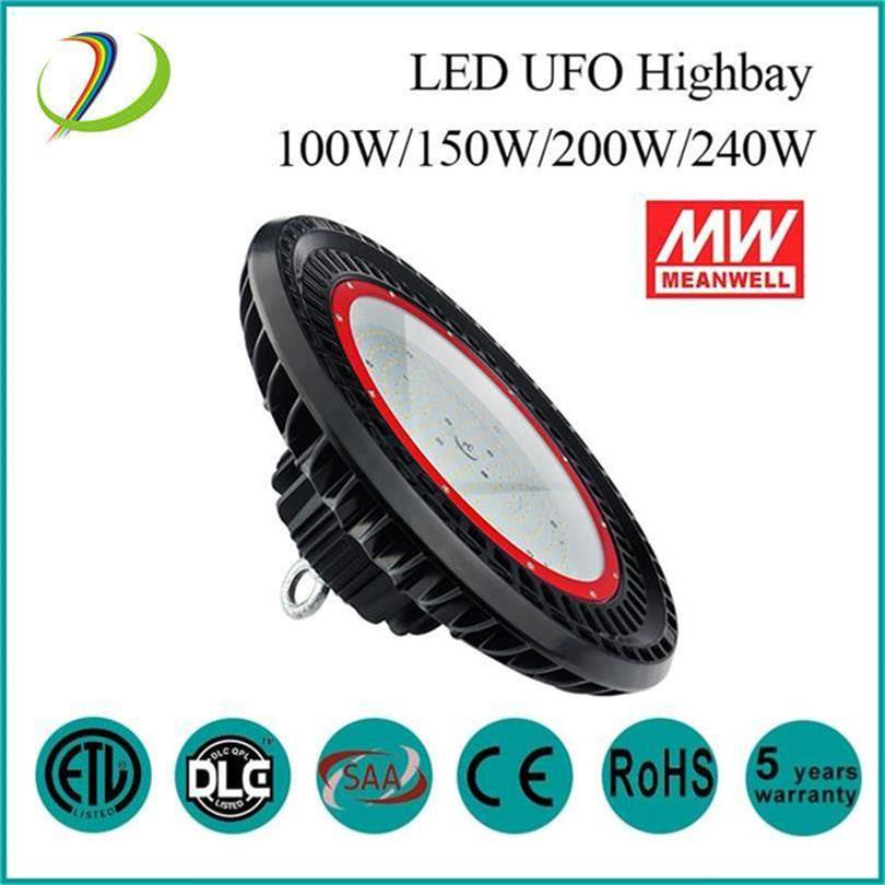 240W UFO LED High Bay Light 140lm / w