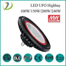 240W UFO LED High Bay Light 140lm/w