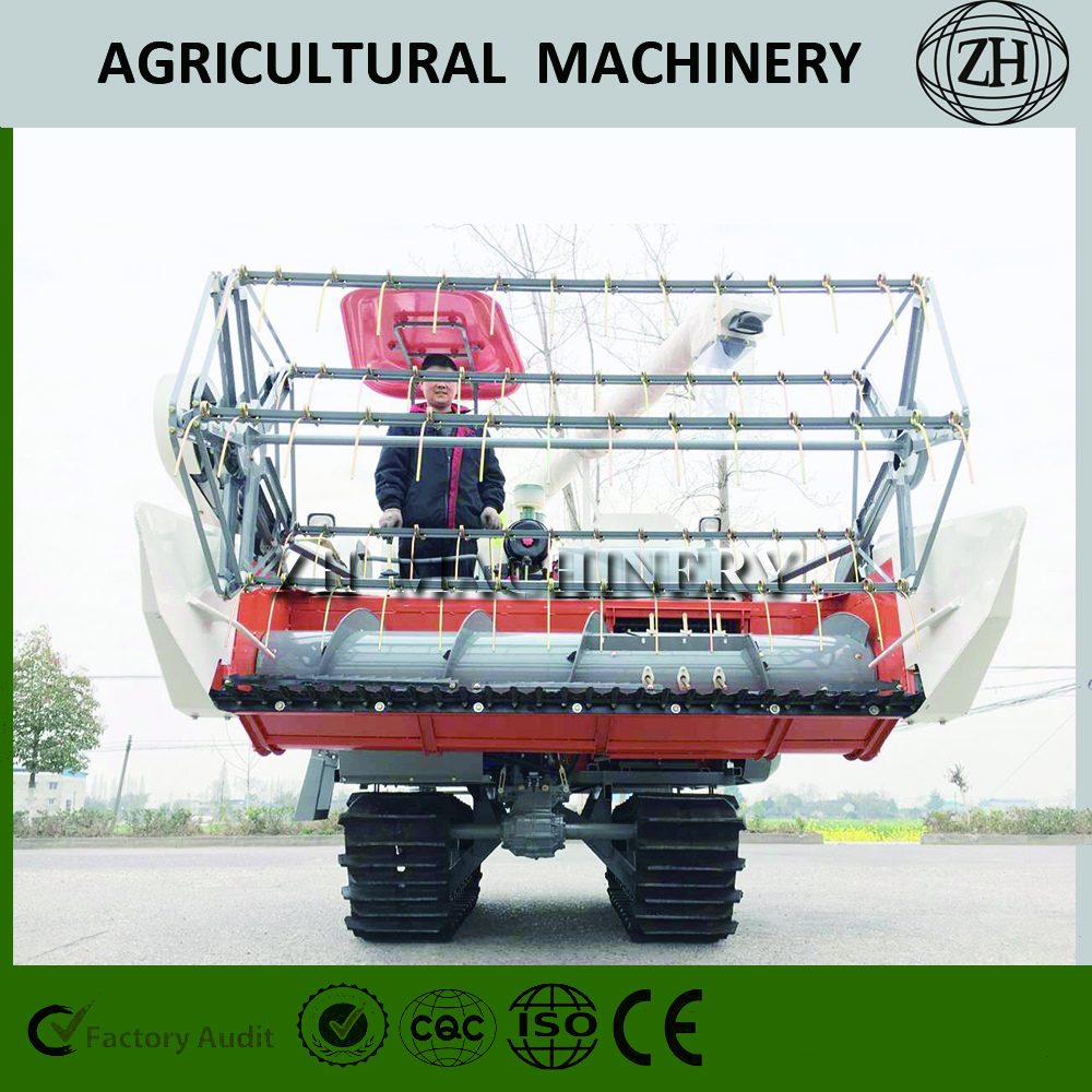 2017  Hot Sale Grain Combine Harvester