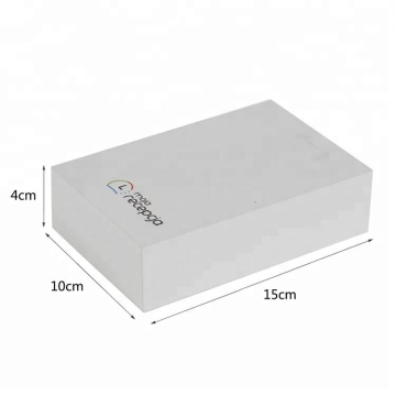 Cell Phone Retail Packaging Card White Box