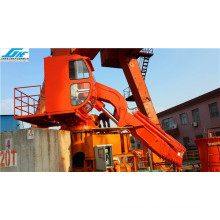 small size Electric hydraulic telescopic articulated boom provision marine folding arm deck crane for sale