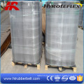 Hot Sale! ! Impact Resistant SBR Rubber Sheet with Fabric Insertion