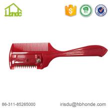 Pente de barbear cavalo ferramenta de aliciamento