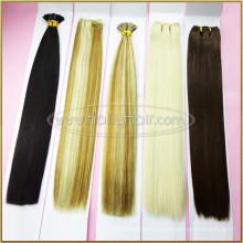 6a double tressé teint cheveux trame 100% vierge Brésilienne Remy Extension de cheveux humains