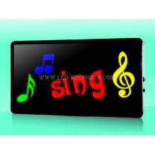 LED Sing Sign (GN-LNS067)