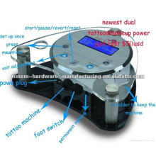 digital tattoo power supply multi-functional permanent makeup machine