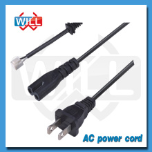 Precio de venta al por mayor US cable de alimentación giratorio