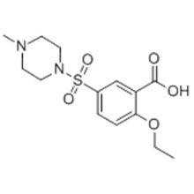 2-ETHOXY-5-[(4-METHYLPIPERAZIN-1-YL)SULFONYL]BENZOIC ACID CAS 194602-23-8