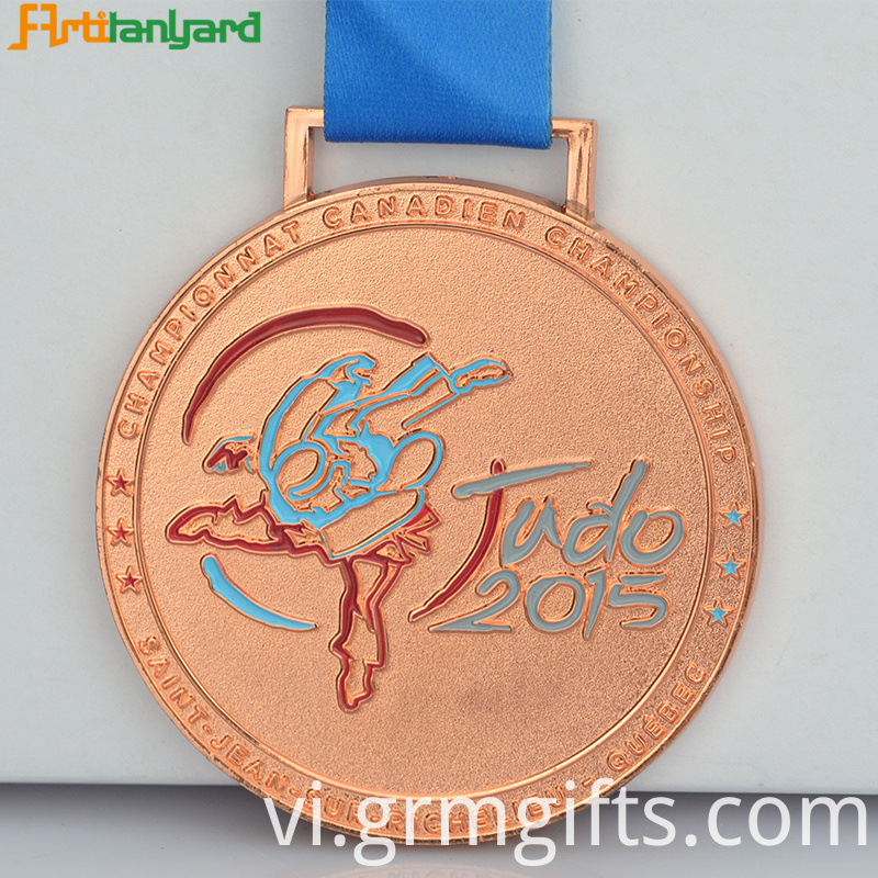 Medals With Custom Ribbon