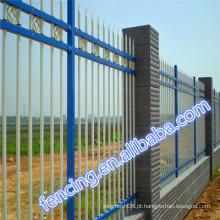 Venda quente de alta qualidade proteção contra ferrugem PVC Bar Cerca (Factory)