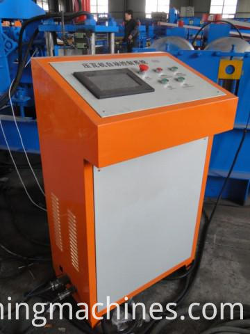 w profile machine