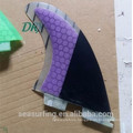 wholesale sup removable shark fins half carbon hex fin future