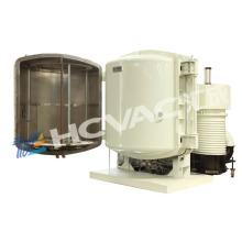 Plantas de metalização de vácuo de plástico / Plástico PVD Vacuum Plating Equipment