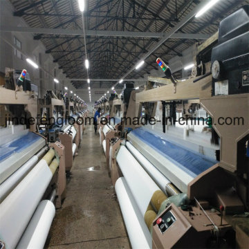 Elektronische Cam oder Dobby Shuttleless Wasser Jet Weaving Loom Machine