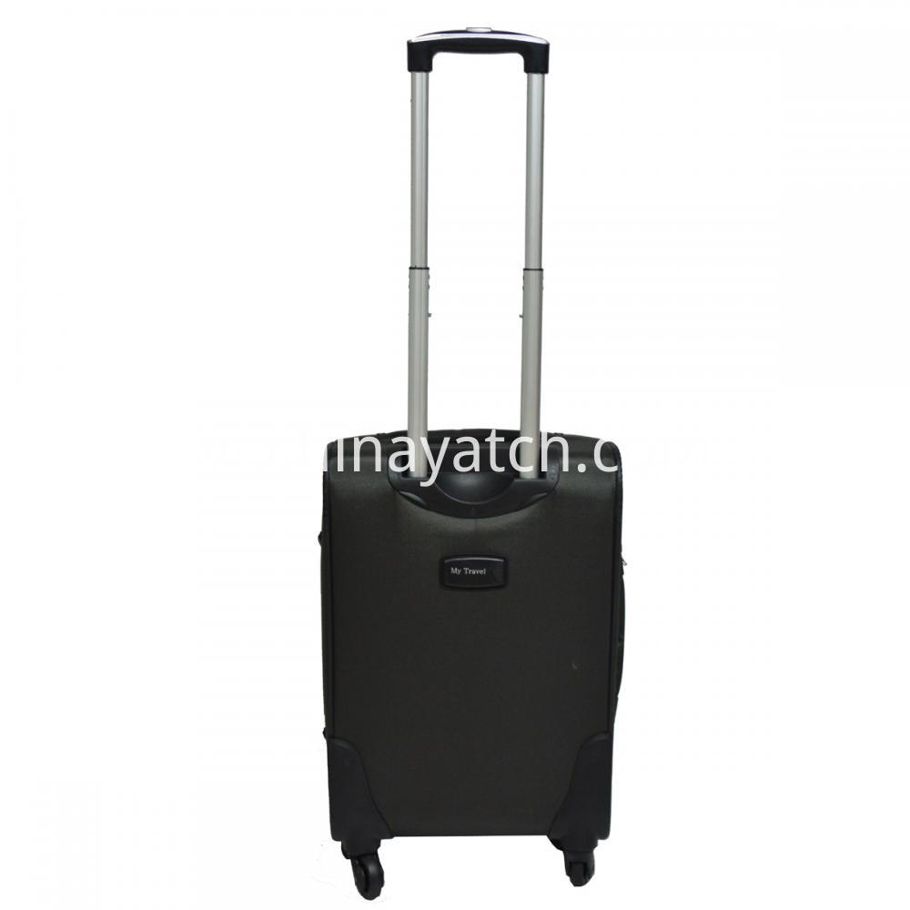 Nylon Material Trolley Luggage Set