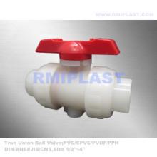 PVDF Ball Valve Socket Fusion PN10