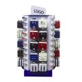 Счетчик Аксессуары для телефонов Зарядные устройства Акриловая подставка для дисплея