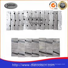 Segment de segment Turbo Diamond pour bits de base