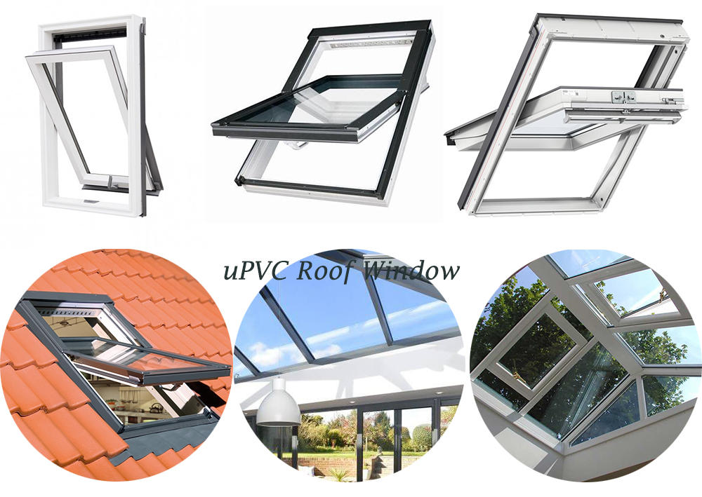uPVC Roof Window