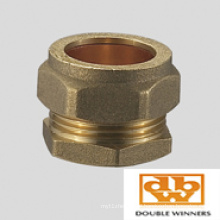 Brass Compression Fitting Compression End Cap