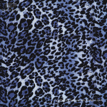 Woven Poplin Plain Dresses Printed Viscose Fabric