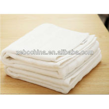 Hochwertiges kundenspezifisches Firmenzeichen vorhandene Baumwollstrandtücher 100%