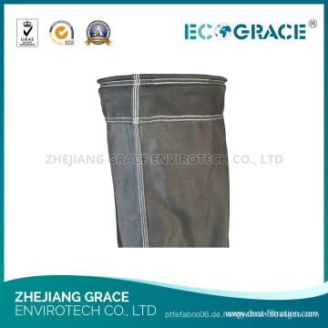 Warrant Fiberglas Bag Filter für Metallschmelzofen