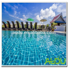 Audu Phuket Sunshine Hotel Projekt Schwimmbad Sun Lounger