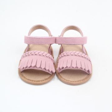 2018 Baby Fringe Shoes Mocasines Toddler Sandals