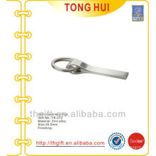 Blank special shape metal key holders/key chains
