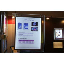 Double Sided Scrolling Sensor Led Waterproof Light Box A1 19mm With Lithium Batteries