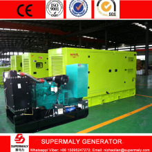 Hot sale 100KW 125KVA Cummins Engine Diesel Generator with Silent canopy
