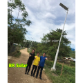 Hohe Helligkeit Intergrated Solar Street Light 120W