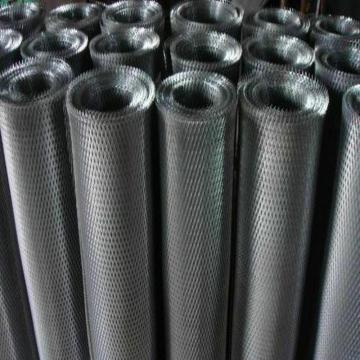 Malha de aço inoxidável galvanizada do metal de Expaned